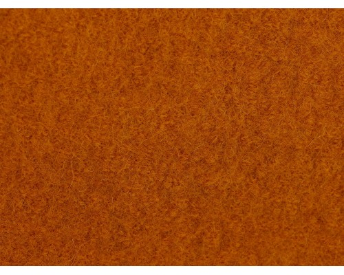 Pure Boiled Wool - Ochre