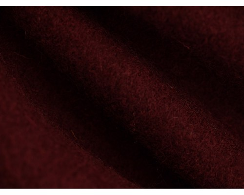 Pure Boiled Wool - Plum