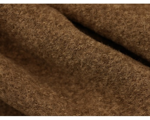 Pure Boiled Wool - Taupe