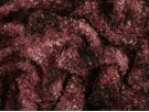 Boucle Fabric - Purple