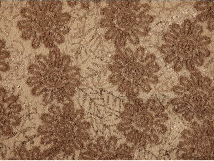 Luxury Coating Fabric - Cream