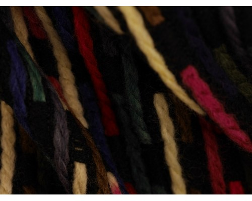 Coarse Gauge Knit Coating Fabric - Twisted Thread