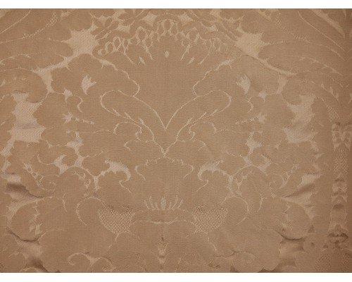 Furnishing Fabric - Champagne Damask