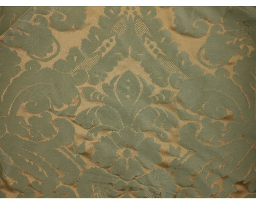 Furnishing Fabric - Gold Damask