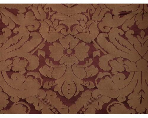 Furnishing Fabric - Plum Damask