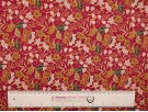 Printed Cotton Lawn Fabric - Festive Floral