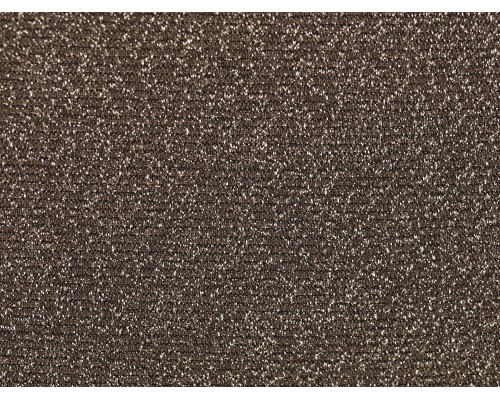 Metallic Polyester Jersey Fabric - Silver