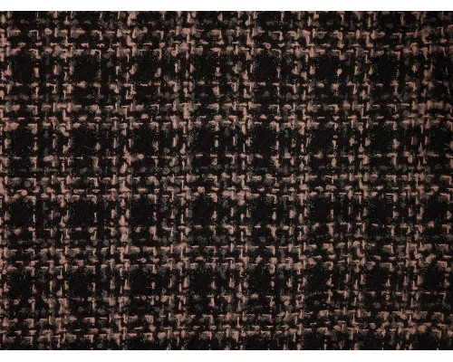 Woven Jacquard Fabric - Black, Grey and Pink