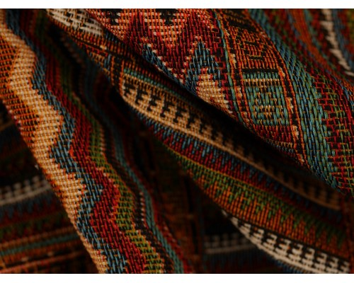Tapestry Fabric - Aztec
