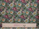 Printed Cotton Poplin Fabric -  Kijani 2