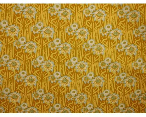 Printed Cotton Poplin Fabric - Flovo