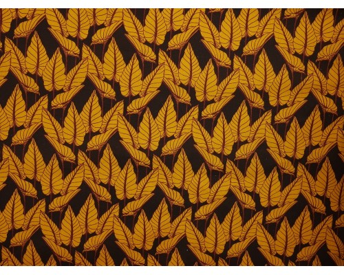*Fabric of the Week* Printed Cotton Poplin Fabric - Horta