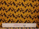 Printed Cotton Poplin Fabric - Horta