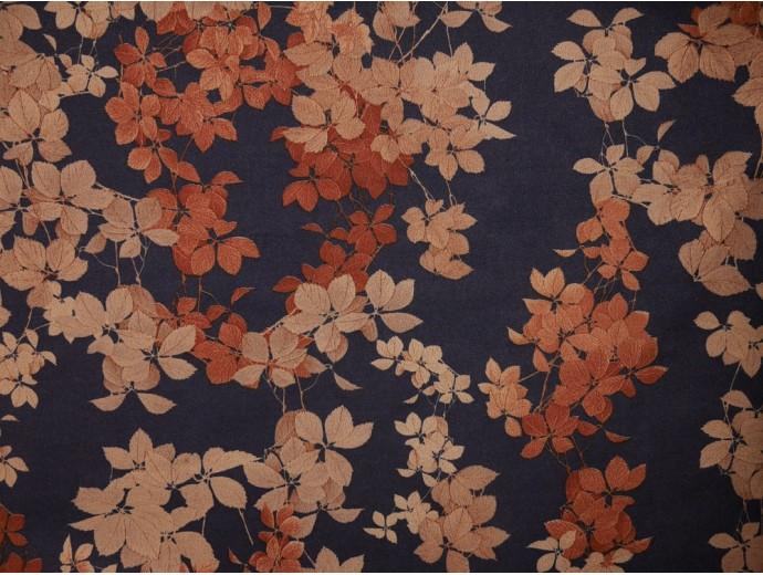Scuba Suede - Leaves