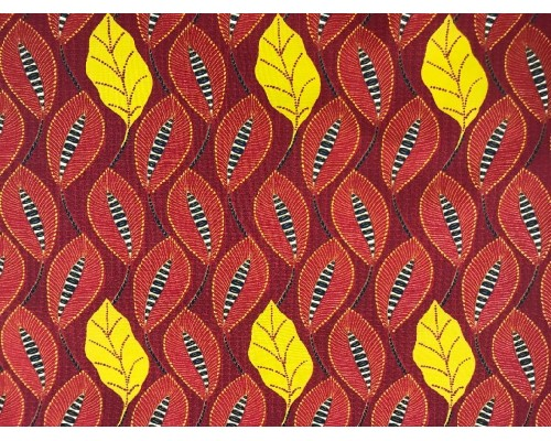 *Fabric of the Week* Printed Cotton Poplin Fabric - Tamtam