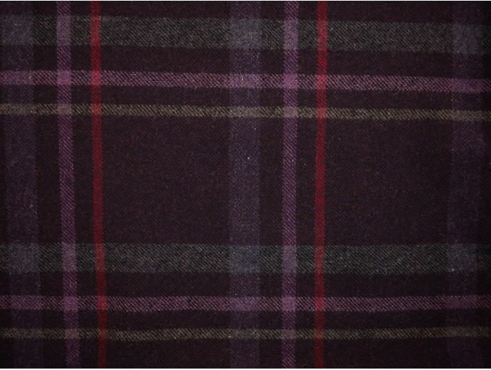 Pure Wool - Gloaming Plaid