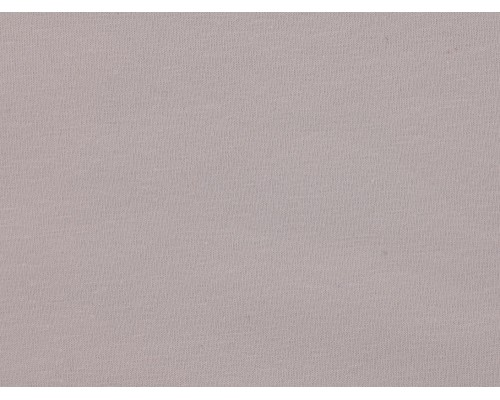 Single Jersey Fabric - Silver Grey