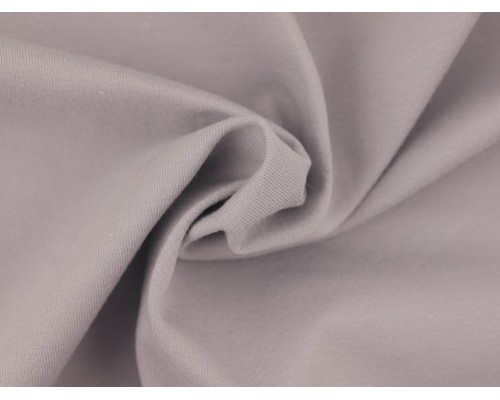 Single Jersey Fabric - Grey