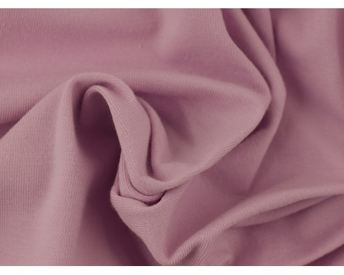 Single Jersey Fabric - Winsome Orchid