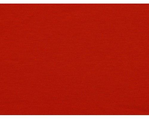 Single Jersey Fabric - Burnt Orange
