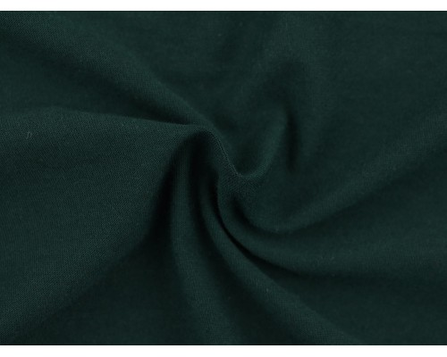 Single Jersey Fabric - Bottle Green