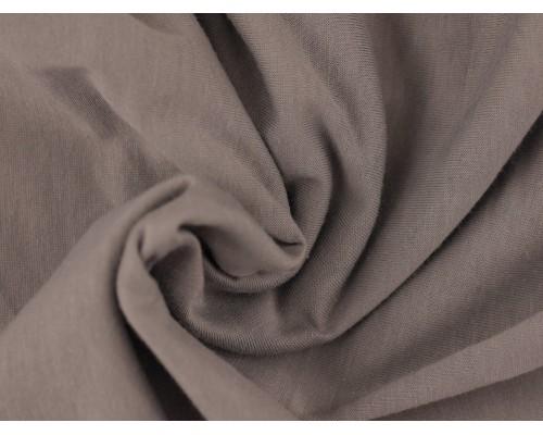 Single Jersey Fabric - Grey