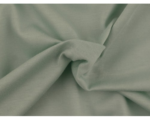 Single Jersey Fabric - Mint