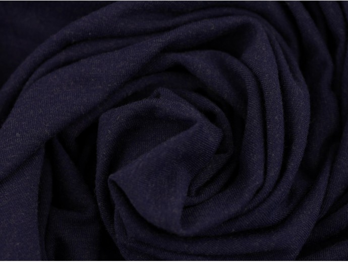 Single Jersey Fabric - Denim