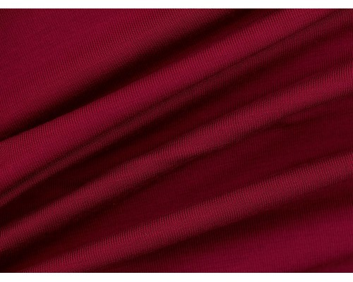Single Jersey Fabric - Beaujolais