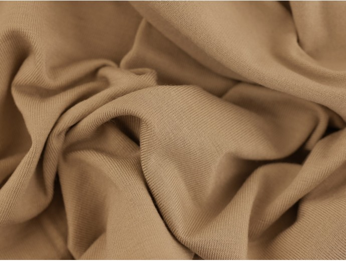 Single Jersey Fabric - Chateau Grey