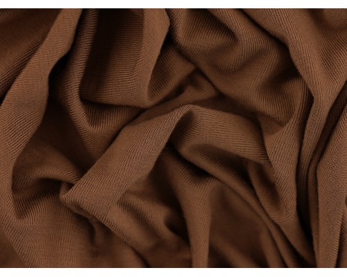 Single Jersey Fabric - Mink