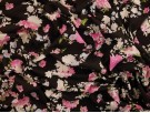 Printed Viscose Jersey Fabric - Felicity Floral
