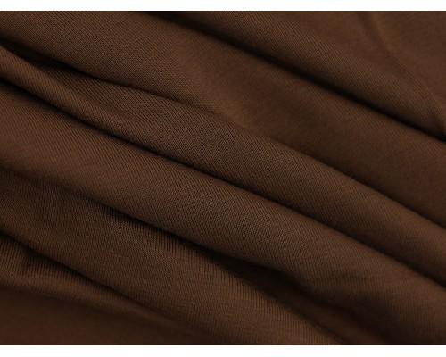 Single Jersey Fabric - Mocha