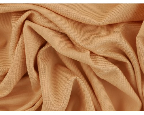 Single Jersey Fabric - Nude