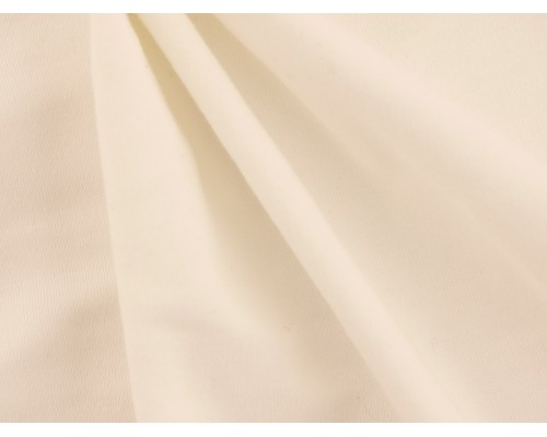 Single Jersey Fabric - White