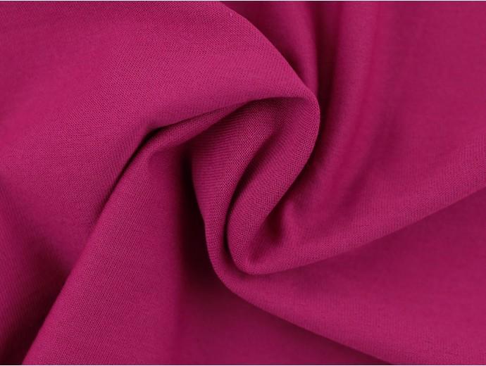 Single Jersey Fabric - Cerise