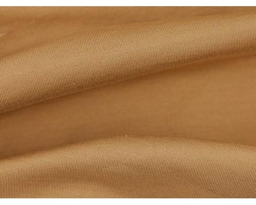 Single Jersey Fabric - Camel