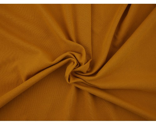Pique Fabric - Mustard