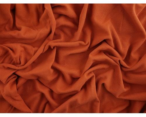 Pique Fabric - Terracotta
