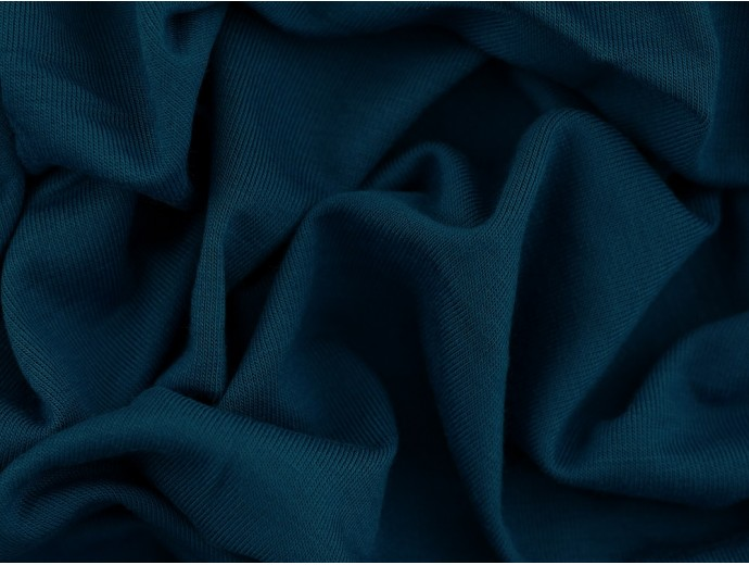 Single Jersey Fabric - Teal