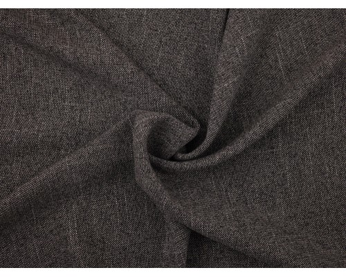 Tweed Fabric  - Grey