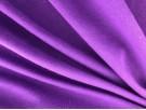 Organic Interlock Jersey Fabric - Purple