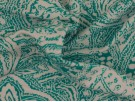 Single Jersey Printed Fabric - Tropical Abstract