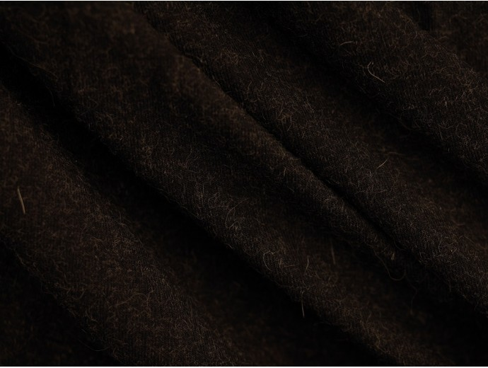 Single Jersey Fabric - Charcoal