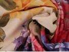 Single Jersey Fabric - Flower Print