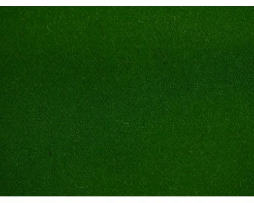 Woven Wool Coating Fabric - Fern Green